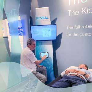The REVEAL by XSENSOR Mattress Recommendation System
